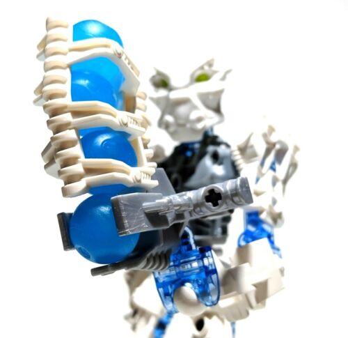 complete Toa Matoro LEGO Bionicle Toa Inika 8732