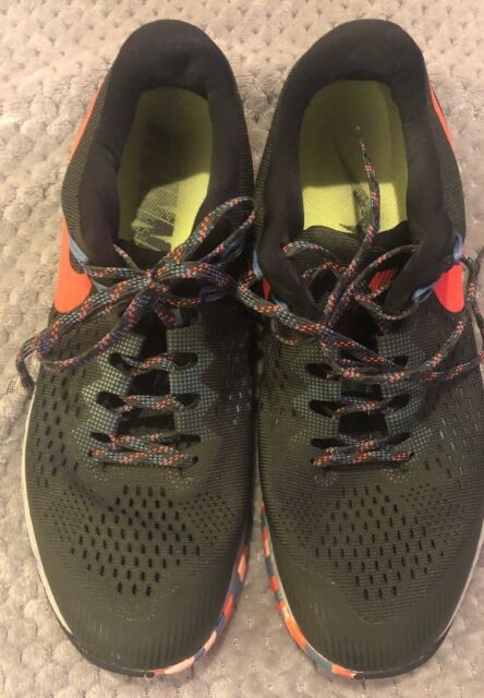 28f86ef335b7e Nike Air Zoom Terra Kiger 4 Men's Trail Running Shoes, Size 12 , 880563 300