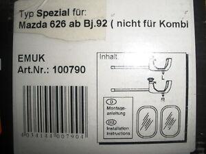 EMUK Caravanspiegel/Wohnwagenspiegel Mazda 626 ab Bj. 92 - TOP!