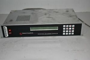 RESEARCH CONCEPTS RC2000 SATELLITE Dual Axis Antenna Controller (HB52)