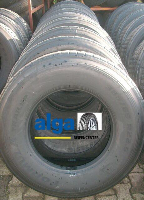 385/65R22,5 Runderneuert LKW Reifen Anhänger/Trailer Strassenprofil