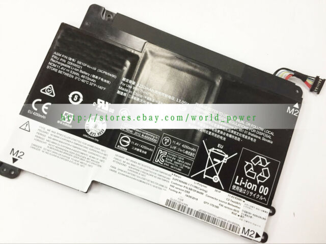 Lenovo Internal Battery for ThinkPad Yoga 460 00hw020 00HW021