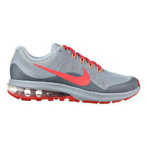 Details about Nike Air Max Dynasty 2 Big Kids (GS) Shoes Wolf Grey-Ember Glow 859577-002