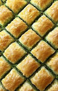 2 kg Best baklavas, şöbiyet, havuç dilimi, Turc Fresh Gaziantep Baklawa Halal