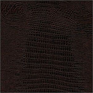 "*NEW* FAUX LEATHER BLACK TEXTURED PLEATHER FABRIC SWATCH 12/"" X 6/"""