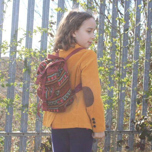 Girl Funky Duffle Bags Backpack Nepali Hipster Bag Ladies G71