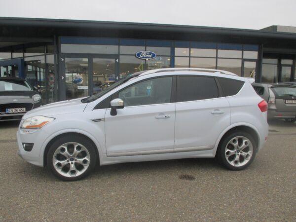 Ford Kuga 2,0 TDCi 163 Individual aut. AWD billede 1