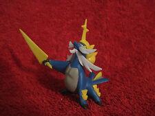 Pokemon Figur: Admorai (Samurott) 5cm, gebraucht/Figure/F42