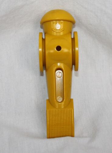 2 Vintage Valley Foosball Soccer Men Yellow Heavy Duty Twister Store Stock New