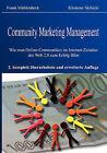 Community Marketing Management by Klemens Skibicki, Frank Mhlenbeck (Paperback / softback, 2008)