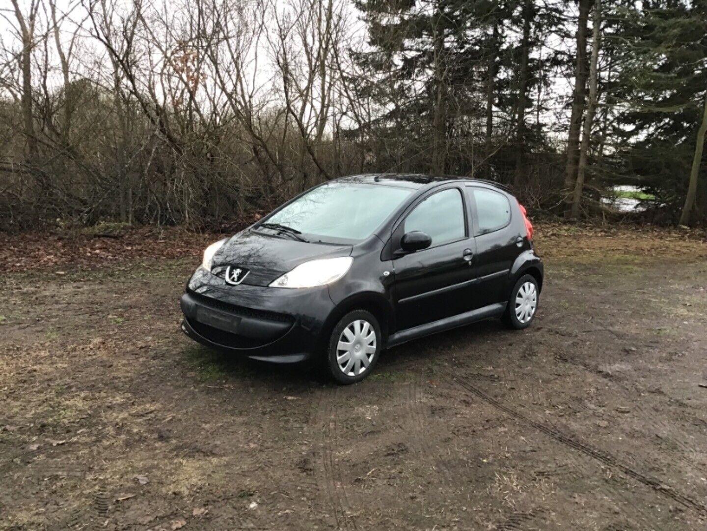 Peugeot 107 1,0 Comfort+ aut. 5d