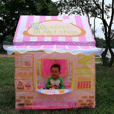 New Princess Castle Play House Large Indoor/Outdoor Kids Play Tent For Baby Gift & IKEA Hemmahos Childrens Play Tent Wendy House Caravan Large | eBay