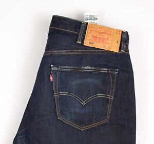 Levi's Strauss & Co Hommes 501 Jeans Jambe Droite Taille W38 L36 BCZ913