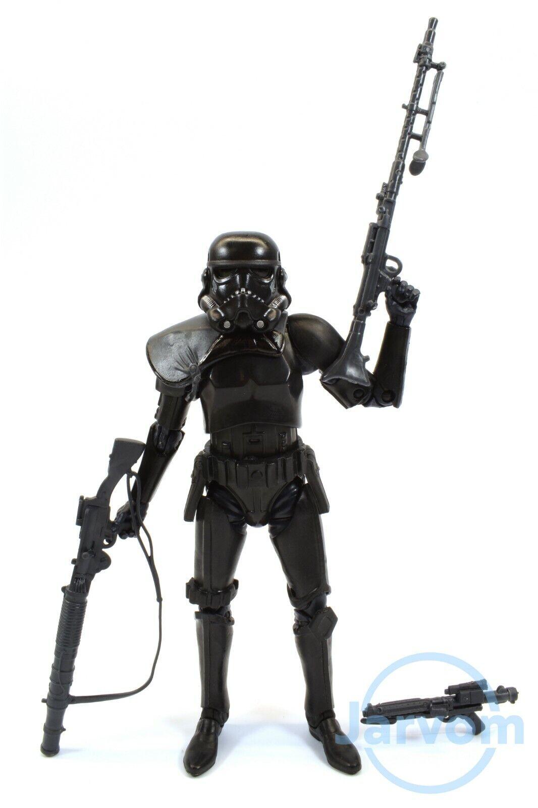 promociones de equipo Estrella Wars auténticas negro serie serie serie 6  sombra escuadrón Stormtrooper Suelto Completo  gran selección y entrega rápida
