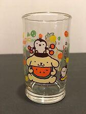 Sanrio Co. LTD. 1996 - 1999 PomPomPurin Water Melon Purin Glass