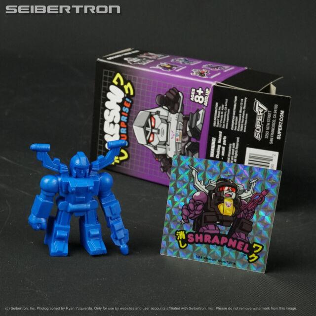 Transformers Super 7 Keshi surprise Decepticon série decoys Violet Megatron