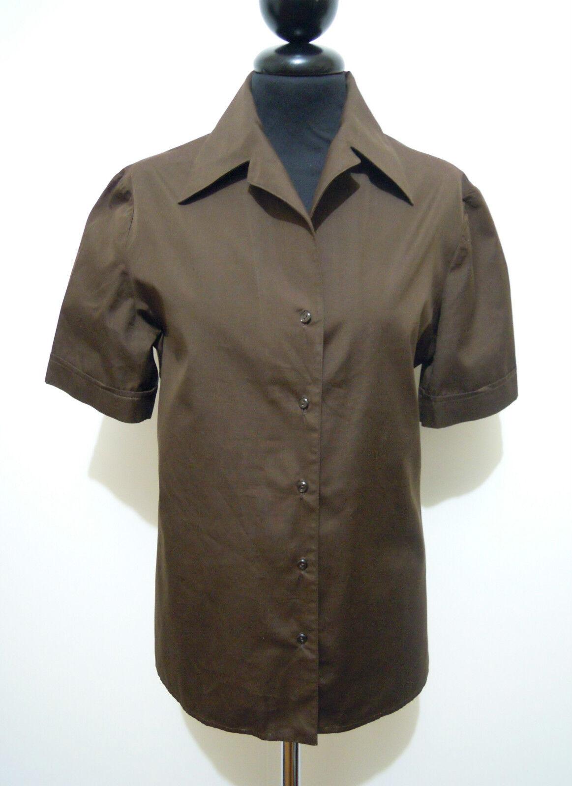EMILIO PUCCI VINTAGE '70 Camicia damen Cotone Cotton Woman Shirt Sz.M - 44