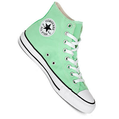 mint green converse shoes Online