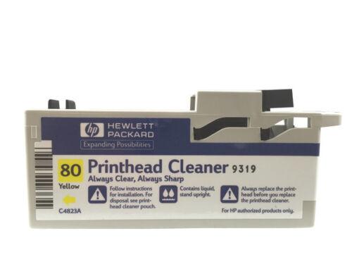 HP 80 Yellow Print head Cleaner HP Designjet Printers 1050c 1055cm Plus