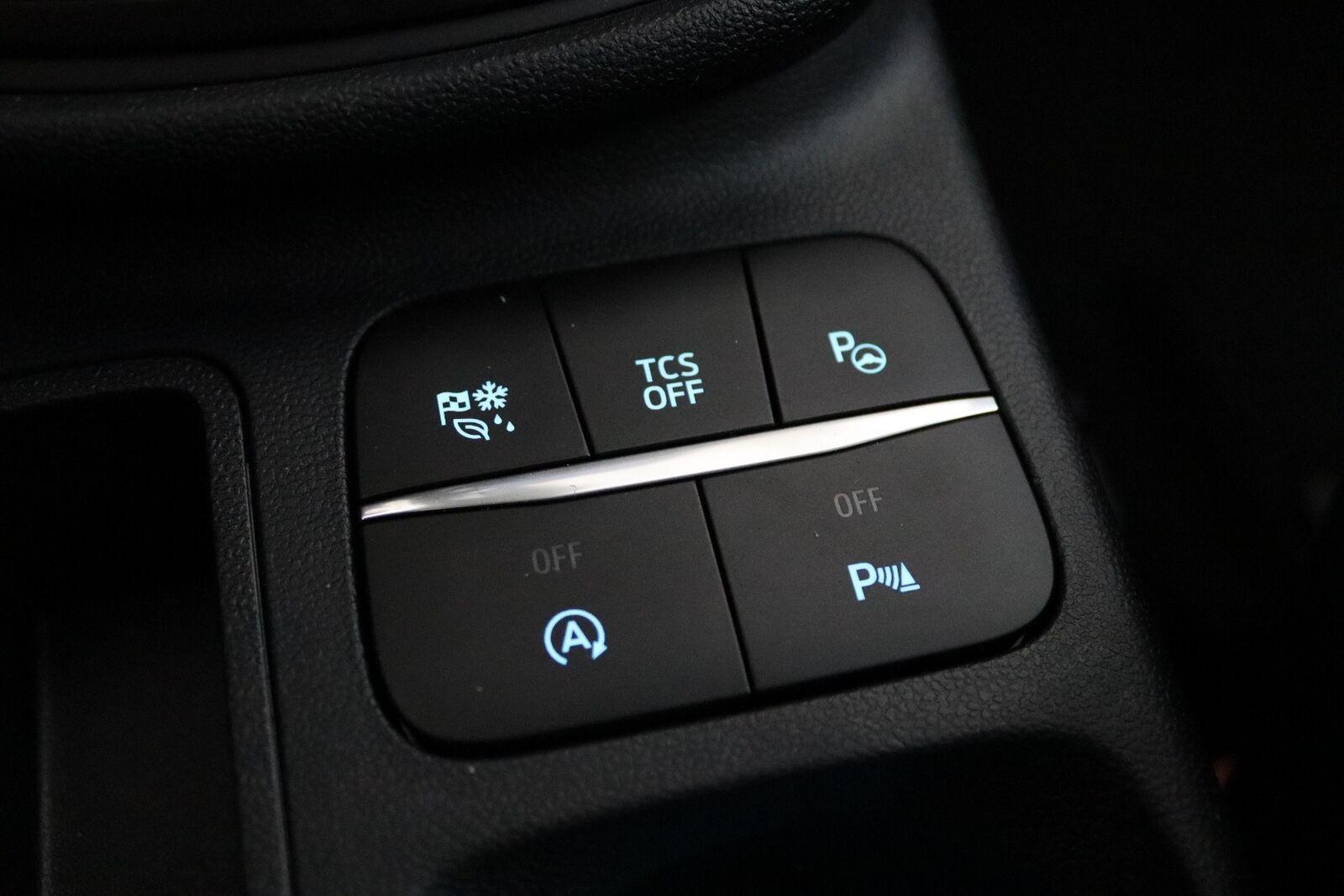 Ford Fiesta 1,0 EcoBoost mHEV ST-Line X - billede 14