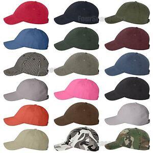 Image is loading Alternative-Cotton-Twill-Cap-Mens-Adjustable-Baseball-Hat- eb6b3e2f7b7b