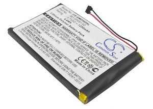 Distingué Batterie 1250mah Type 361-00051-02 Ef34ef38f00hv Pour Garmin Nuvi 2450 Circulation Sanguine Tonifiante Et Douleurs D'ArrêT