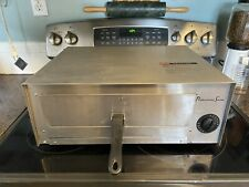 Professional Series Stainless Steel Pizza Oven Model Ps75891 Good Working Cond