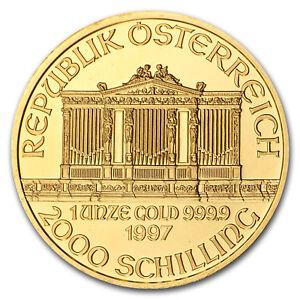 1997-Austria-1-oz-Gold-Philharmonic-BU-SKU-74670