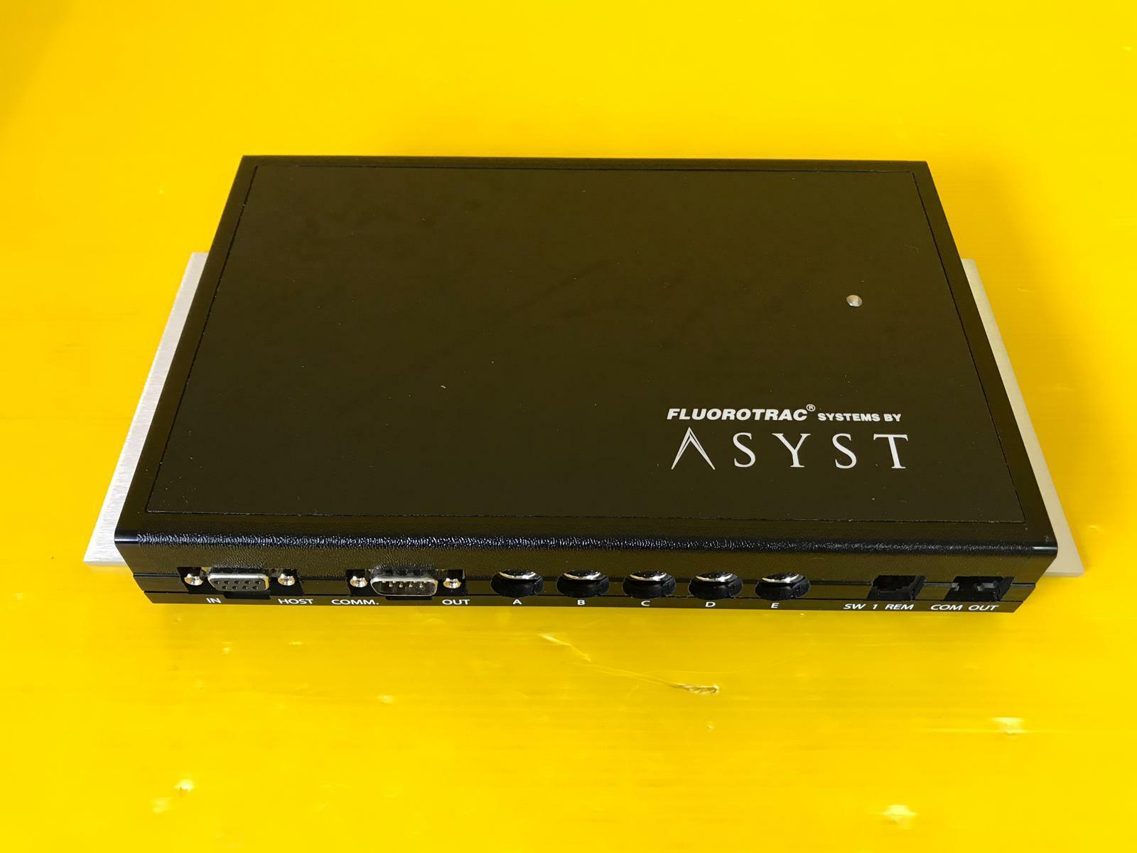 ASYST FLUGoldTRAC VLF-MC1005-02 FCCI I.D.LG6
