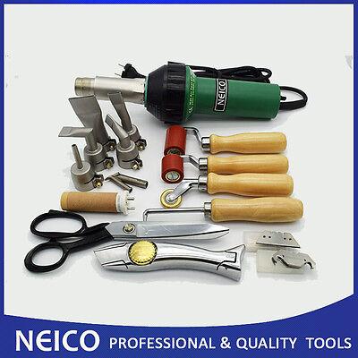 Single Ply PVC//TPO toiture soudure Kits d/'air chaud et outils en plastique Pistolet thermique