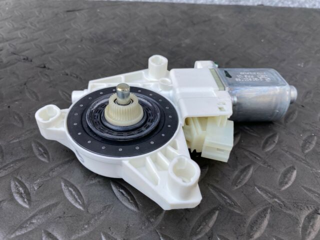 MERCEDES X166 / W166 GL450 GL350 FRONT LEFT DRIVER SIDE WINDOW GLASS MOTOR OEM