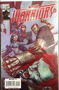 Neuf-Warriors-Vol-4-12-Nm-1st-Imprime-Marvel-Comics