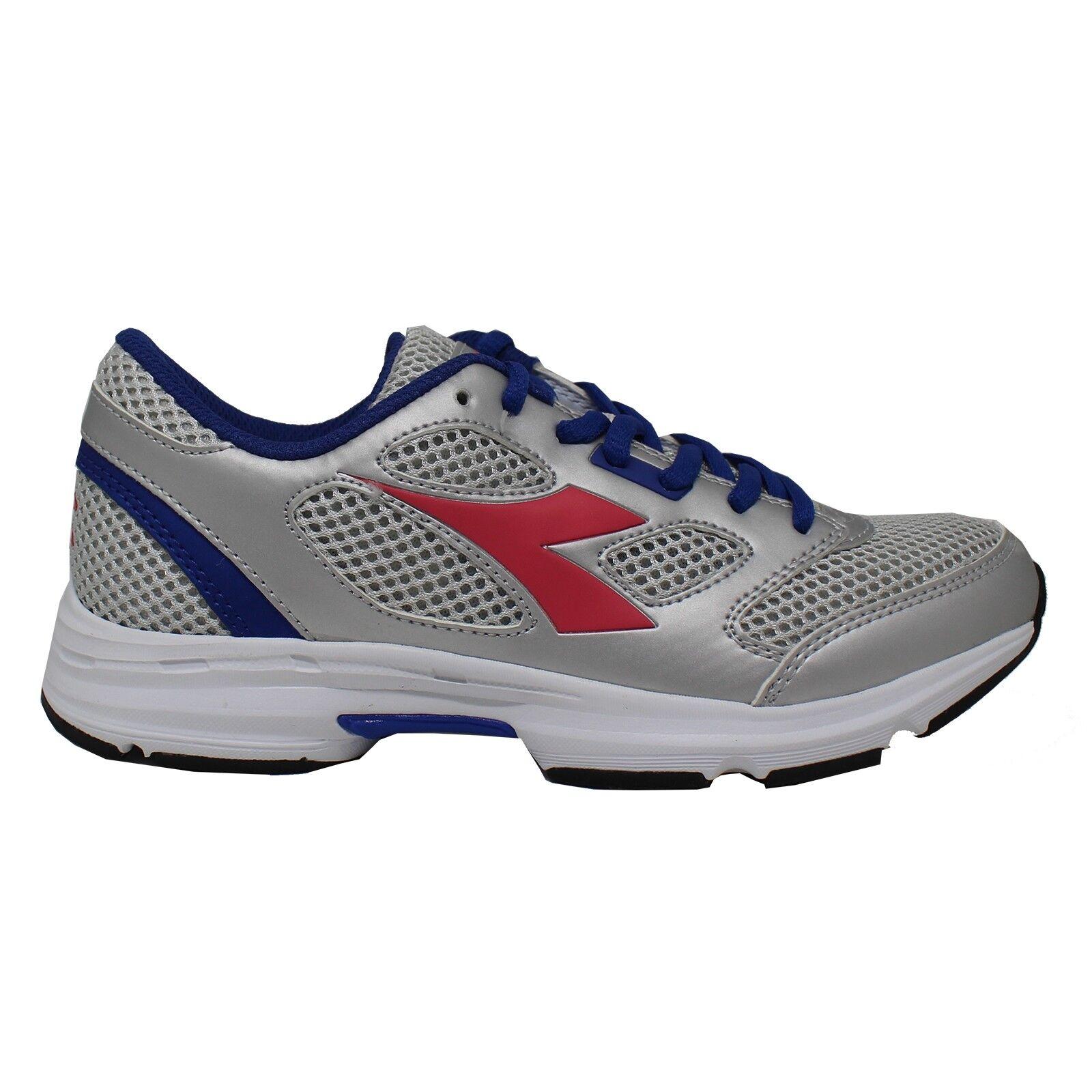 DIADORA SHAPE 7 SILVER Sports shoes Woman Running Running Jogging Sport