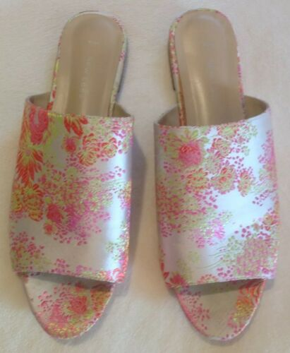 On New Eu Uk Look Sliders Flats Slip 41 Printed Upper Chinese Casual Fabric 8 wqCAS0w
