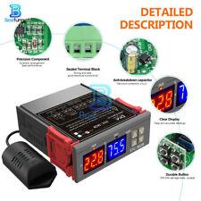 DC12V-72V STC-1000 Digital Sensor Termostato Regulador de Temperatura 50 ~ 99 ° C