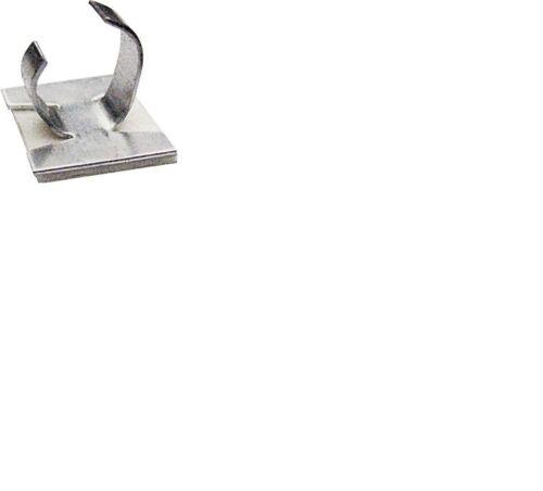 Metal Clip Para Cable Auto Adhesivo cableado abrazadera de montaje de 6mm Y 9mm elección de Cant