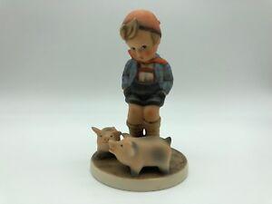 Hummel-Figurine-66-Schweinehirt-5-3-8in-1-Choice-Top-Condition