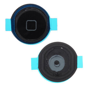 For-Apple-iPad-Air-5th-Gen-Home-Button-Key-Grommet-Rubber-Seal-Black-A1475-A1476