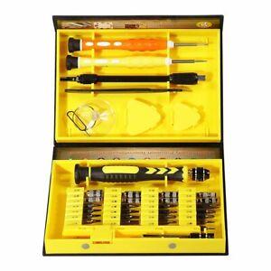 38 in 1 Precision Screwdriver Set Repair Mobile Tool Kit for iPad Samsung