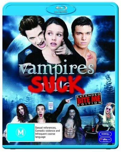 1 of 1 - Vampires Suck (Blu-ray, 2011), NEW AUSTRALIAN