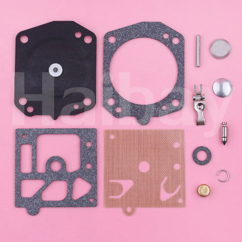 Carburettor Repair Kit for Husqvarna 133 234 238 242 250RX 254 262 42 44 440 450