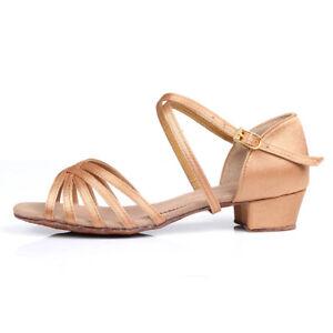 630f7731 niños Niños niño niña latino de la niña Salón de baile Salsa zapatos ...