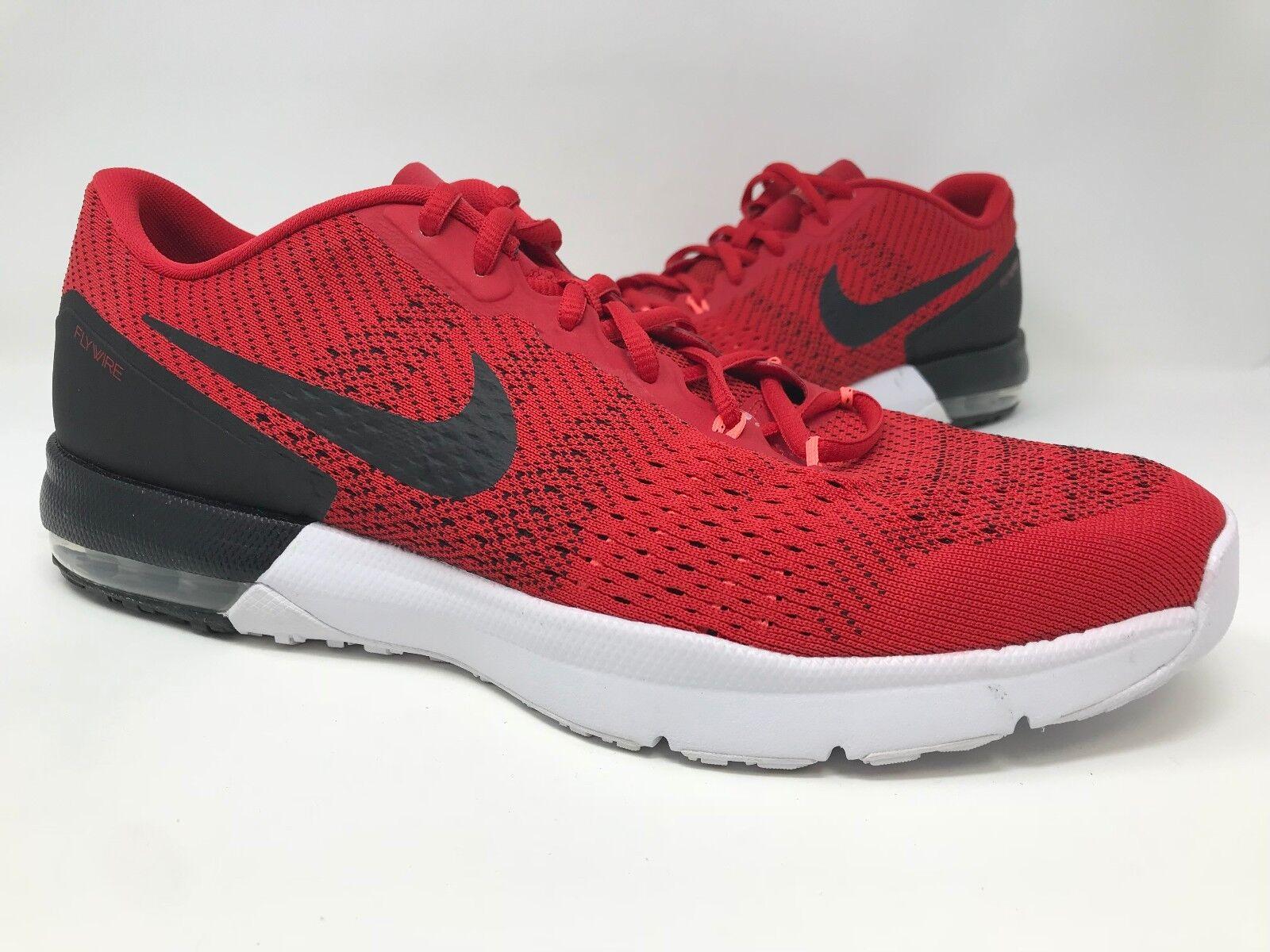di nuovo!uomini 820198-608 820198-608 820198-608 nike air max tifa formazione scarpe - rosso / nero a19 | Ottima qualità  | Uomo/Donna Scarpa  283e0c