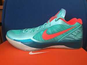 67722182 Nike Zoom Hyperdunk 2011 Low PE QS Sz 17 Son Dragon Jeremy Lin Jade ...