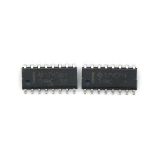 10Pcs Tl494C Tl494Cdr Tl494 Smps Controller Sop-16 S2