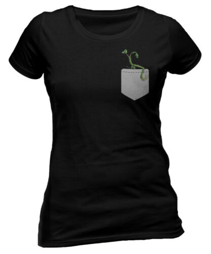 The Crimes Of Grindelwald /'Pickett In My Pocket/' Womens Fitted T-Shirt