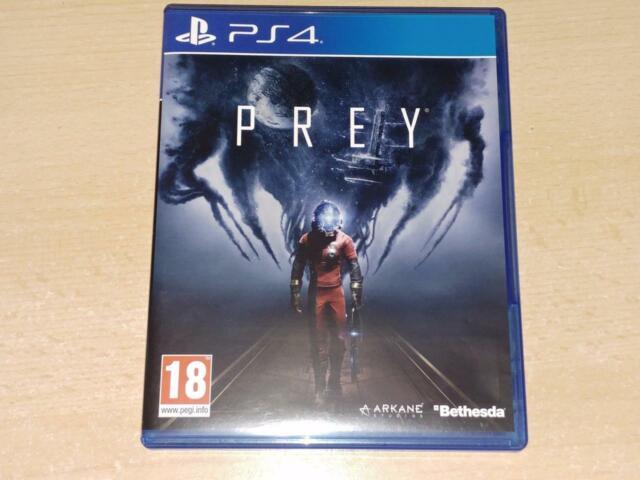 Prey PS4 Playstation 4