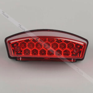 21-LED-Red-Motorcycle-Bike-Rear-Brake-Stop-License-Plate-Integrated-Tail-Light