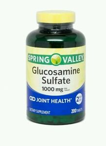 Spring-Valley-Glucosamine-Sulfate-Dietary-Supplement-Tablets-1000mg-200-ct