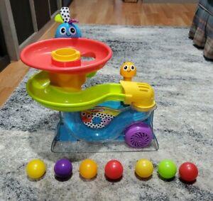 Playskool Explore N' Grow Busy Ball Popper Baby Toddler ...